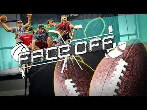 Thumbnail: Dude Perfect: Football Challenge