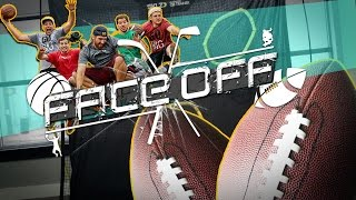Dude Perfect Football Challenge