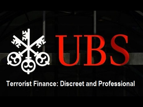 Terrorist Finance: Swiss UBS bank & fake news: US Army whistleblower Scott Bennett