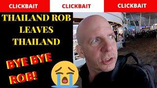 THAILAND ROB LEAVES THAILAND V475