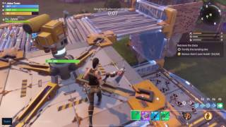 Fortnite gameplay