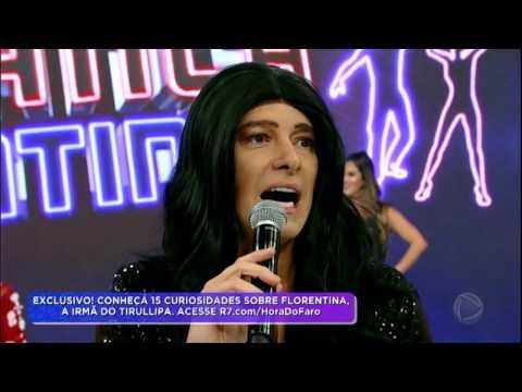 Dança Gatinho: Tirullipa, Florentina E Faro Se Transformam Em Kevinho E Simone E Simaria