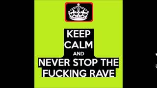 Never Stop The Raving #2 September Mix 2014