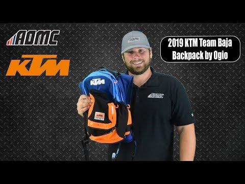 KTM Team Baja Backpack by Ogio