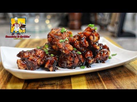 Airfryer Chicken Wings | Asian Sticky Wings | Appetizers