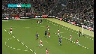 [HD] PSG vs Arsenal | International Champions Cup | 28 Juillet 2018 | PES 2018