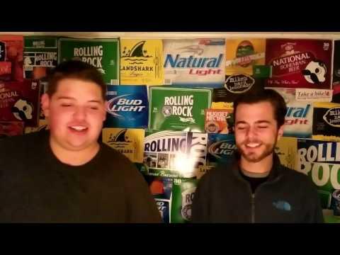 UV Blue - Broke Ass College Kids Drink Review