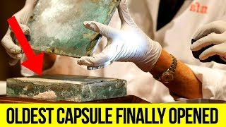 This 240-Year Old Time Capsule Was FINALLY Opened!