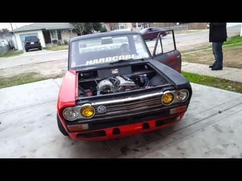 Datsun 521 Ka24de