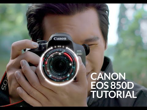 Game On With Canon 850D (Full Tutorial)