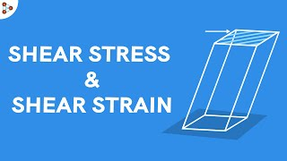 Shear Stress and Shear Strain | Mechanical Properties of Solids | Don't Memorise