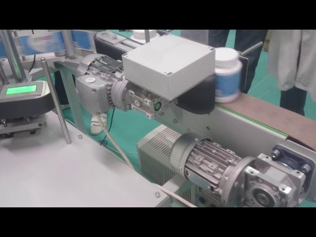 LabelX140 на цилиндр с обкаткой