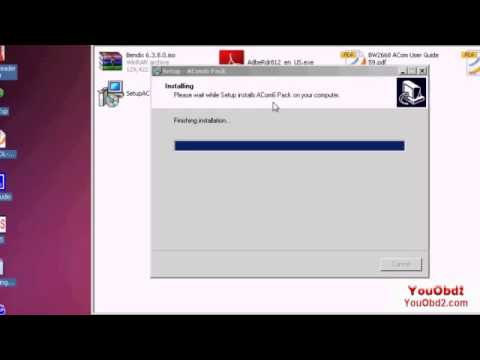 How to use USB Link  Software Diesel Truck Interface to test Bendix By Youobd2