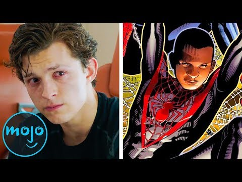 Top 3 Things You Missed in the Spider-Man: Far From Home Trailer