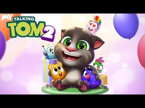 My Talking Tom 2 NEW GAME Official Gameplay Day 8 - Tom Sing Song!