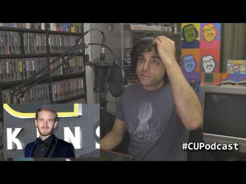 PewDiePie in Trouble for Anti-Semitic & Nazi Jokes - #CUPodcast