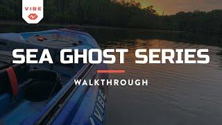 Vibe Sea Ghost Series Fishing Kayak