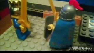 Лего мультик.Легенда про Артура 2 серия