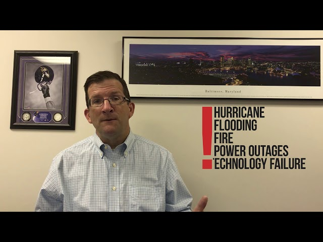 Tuesday Tech Tip | Natural Disaster Readiness Advice From Baltimore, Maryland