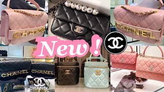 SHOPPING NEW CHANEL 2020 COLLE…