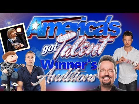 Winners of America's Got Talent Auditions