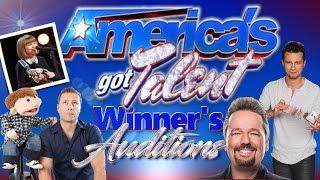 Video Winners of America's Got Talent Auditions download MP3, 3GP, MP4, WEBM, AVI, FLV Juli 2018