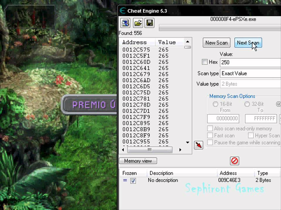 Final Fantasy IX - Subir Level a los Chocobos [CHEAT ENGINE]