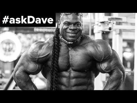 Kai Greene's Secret Comeback? #askDave