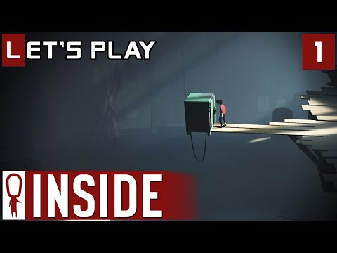 Inside Gameplay - Part 1 - A Darker Limbo - Let's Play - Gameplay Walkthrough [XBOX One / PC]