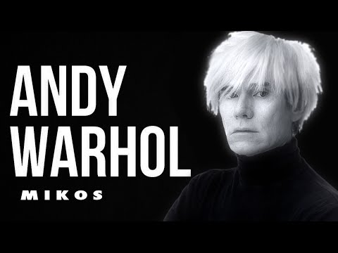 Andy Warhol: A Master of the Modern Era. MIKOS ARTS- A Documentary for educational purposes only