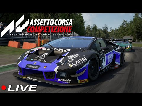 ACC SRO GT WORLD CHALLENGE Charity Event - Monza | Live