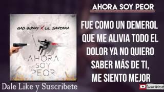 Bad Bunny - Soy Peor LETRA Official (Video oficial) Lyrics