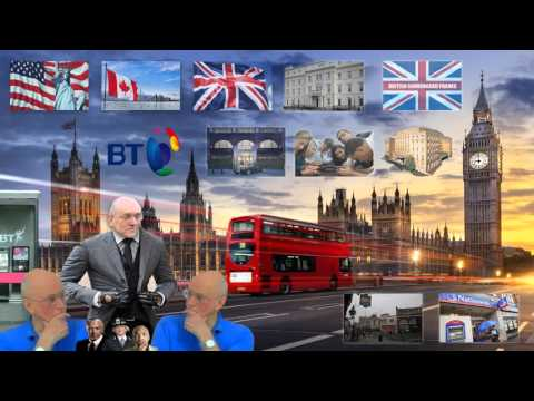 5 Star Hotels in London cross lines, RG visit's the U.S.A & calls Nationwide UK