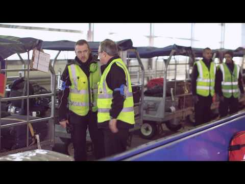 Life behind the scenes at London City Airport