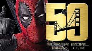 Super Bowl Trailers To Include Deadpool, Bourne 5 & More! thumbnail