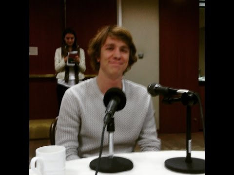 Thomas Mann talks ME AND EARL AND THE DYING GIRL - June 3, 2015