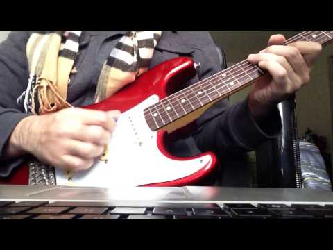 Smooth R&B - Fender CIJ 62RI Stratocaster