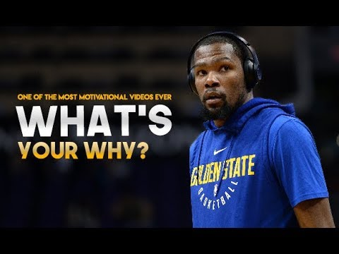 WHAT'S YOUR WHY – Motivational Video 2017 (ft. Kevin Durant)
