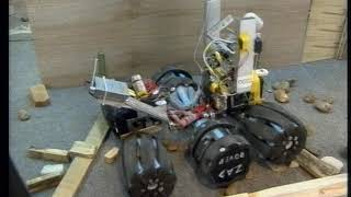 ZAD in Thailand Rescue Robot 2005