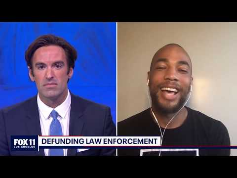 Kendrick Sampson on LAPD Beating & Defunding the Police ...