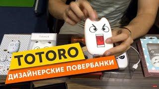 Обзор power bank totoro