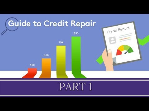 Repair Your Credit and Raise Your Credit Score in 30 days BY YOURSELF