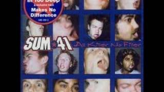 Sum 41 - Nothing On My Back.