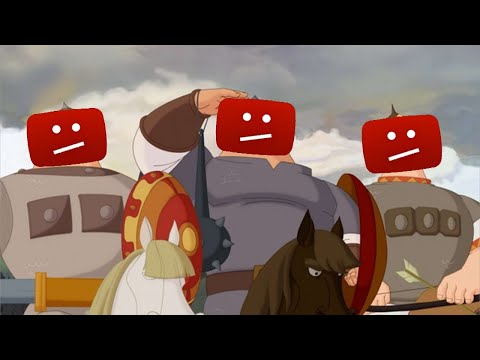 Три Богатыря и какой-то конь RYTP