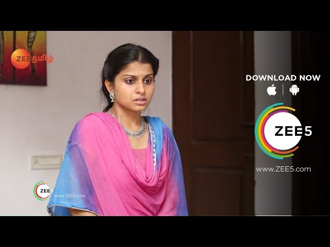 Rekka Katti Parakuthu Manasu - Indian Tamil Story - Episode 255 - Zee Tamil TV Serial - Best Scene