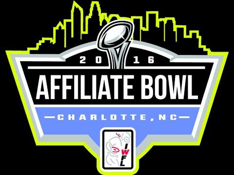 2016 Affiliate Bowl: Maine Mayhem vs. Knoxville Lightning