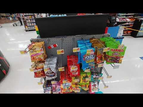 Checkout 🍬 Candy At Walmart - July 2020