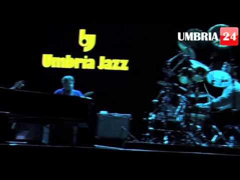 Umbria Jazz 2014 Monty Alexander 'Harlem Kingston Express'