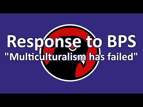 Response to Black Pigeon Speaks (Multiculturalism has failed