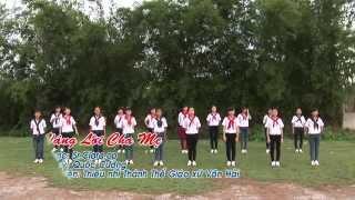Cử điệu: VÂNG LỜI MẸ CHA - Bài hát chủ đề Đại Hội Thiếu Nhi Thánh Thể Phát Diệm lần III HD